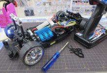 TT-02Dドリフトセッティング!!ラジコンコーナー(^o^)