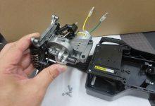 タミヤTA-02の組み立てと、塗装実験開始です…ラジコンコーナー!!