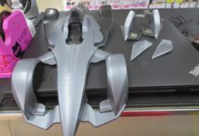 タミヤ フォーミュラ E GEN2 チャンピオンシップカラー 2色目入りまーす♪