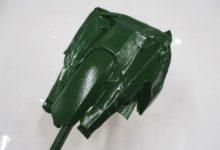 デクロス-02のキャノピー塗装完了!/2レーンコース入荷してま~す!!
