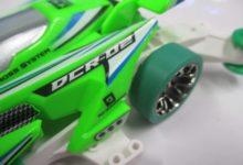グリーン♪グリーン♪DCR-02 (デクロス-02) 蛍光グリーンスペシャルレビュー!!