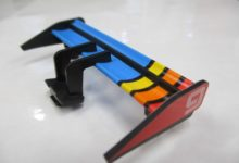 ロボレース デボット2.0 (MAシャーシ)レビュー&バラしました!!/7/1のミニ四駆コース変更に関してお知らせです。