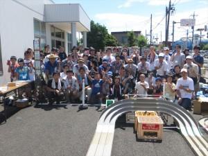 ミニ四駆大会 2015年6月28日
