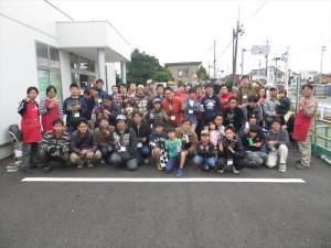 ミニ四駆大会 2015年11月22日