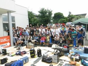 ミニ四駆大会 2016年7月24日