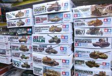 タミヤの1/35戦車補充&タミヤからビン入りラッカー塗料が出ます