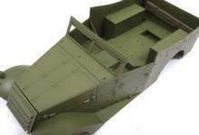 【サンプル作ります!】タミヤ 1/35 M3A1スカウトカー その2