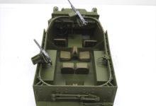 【サンプル作ります!】タミヤ 1/35 M3A1スカウトカー その3