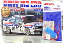 【新製品ご紹介】BEEMAX 1/24 BMW M3 E30 スポーツエボリューション '92 ドイツ仕様。再入荷品もありますよ。