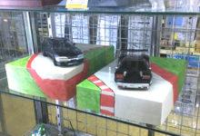 【お客様の作品ご紹介】タミヤ 1/24 ランボルギーニ・カウンタックLP500S、ニッサン・スカイライン GT-R(R32)