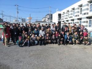 ミニ四駆大会 2015年1月28日
