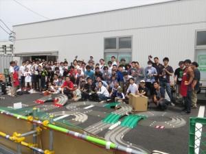ミニ四駆大会 2015年5月24日
